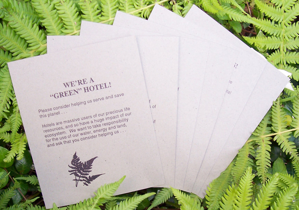 Environmental Deck Of Cards